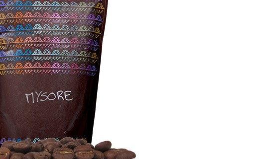 Café Mysore - Inde - Cafés Verlet