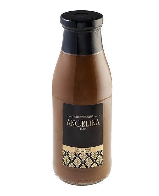 Chocolate caliente tradicional - Angelina
