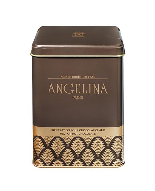 Chocolate caliente tradicional en polvo - Angelina
