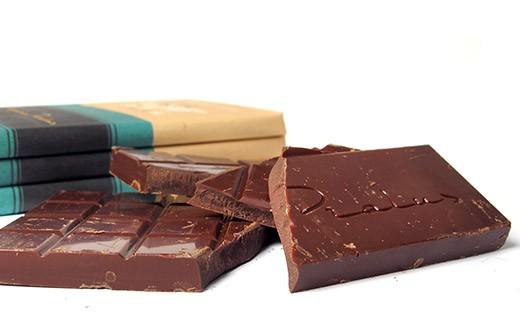 Tableta chocolate negro Cuba - Pralus