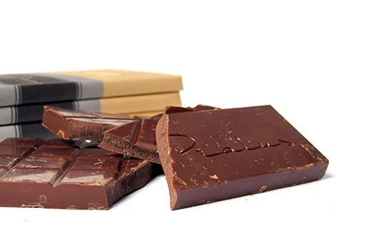 Tableta chocolate negro Tanzania orgánico - Pralus