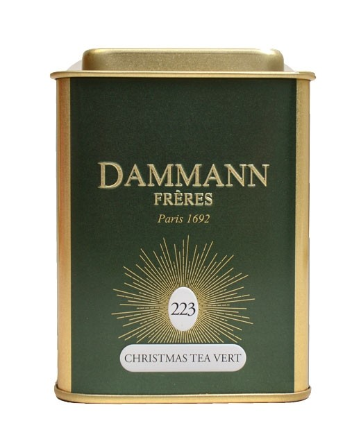 Té Verde de Navidad - Dammann Frères