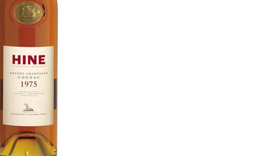 Coñac  Hine Grande Champagne 1975 - Hine