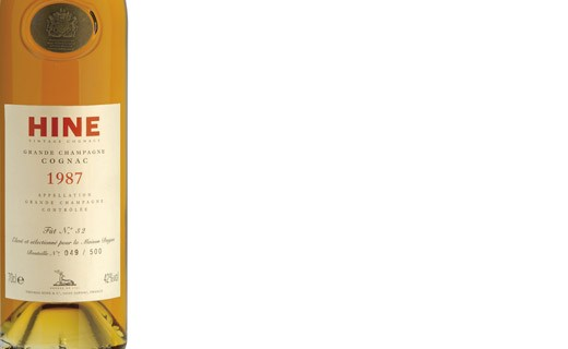 Coñac  Hine Grande Champagne 1987 - Hine
