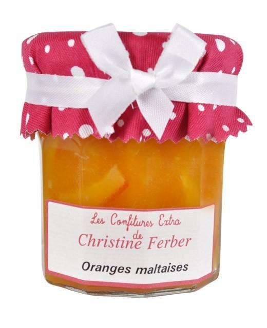 Mermelada de naranjas de Malta - Christine Ferber