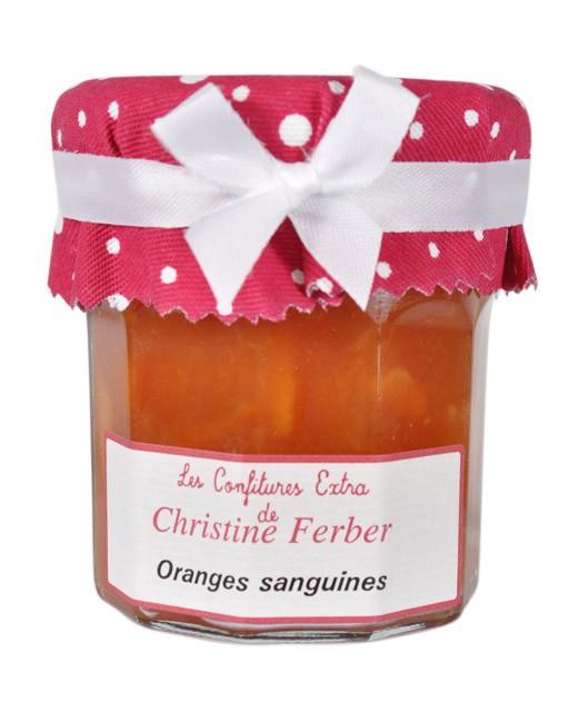 Mermelada de naranjas sanguinas - Christine Ferber