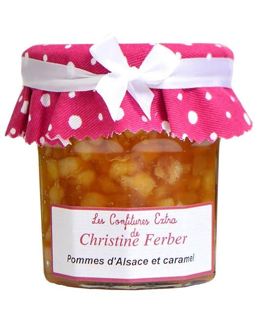 Mermelada de Manzanas y caramelo  - Christine Ferber