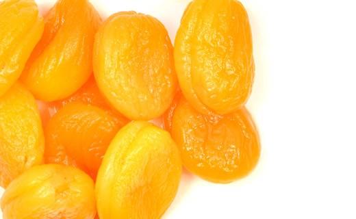 Albaricoques refrescados con Amaretto - Vergers de Gascogne