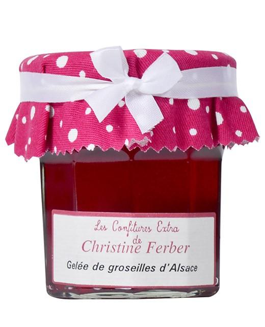 Jalea de grosellas  - Christine Ferber