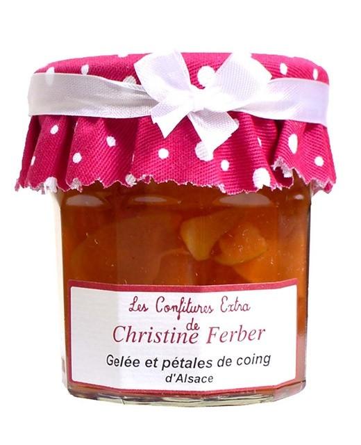 Jalea y piezas de membrillo - Christine Ferber