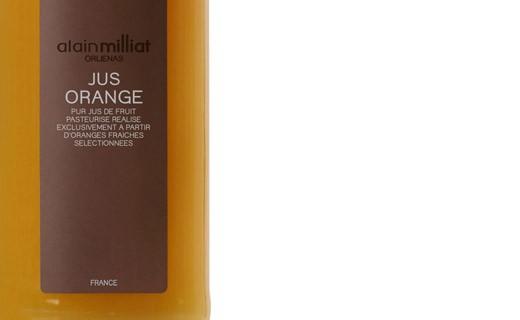 Zumo de naranja rubia - Alain Milliat