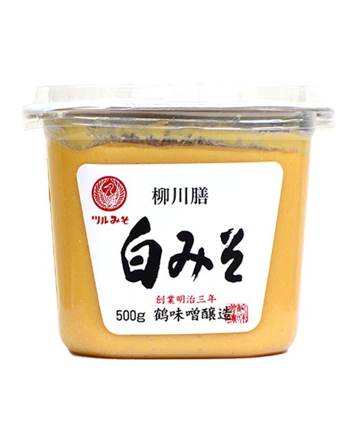 Miso blanco - shiro miso - Umami