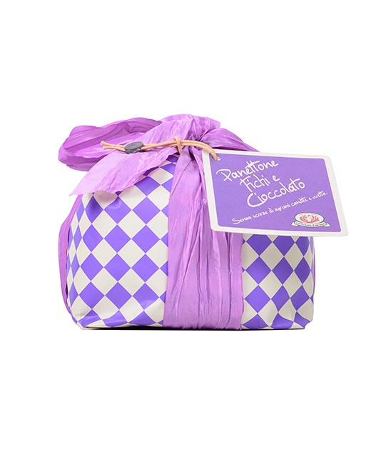 Panetón con higos y chocolate - Rustichella d'Abruzzo