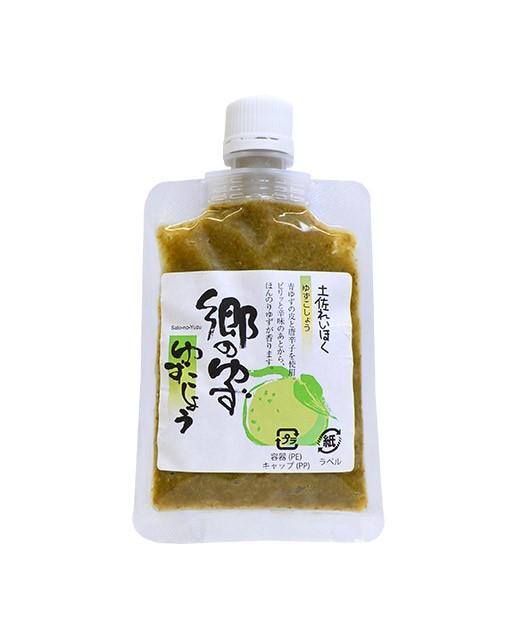 Pasta de cáscara de Yuzu verde y de pimiento verde - Ja Tosa Reihoku
