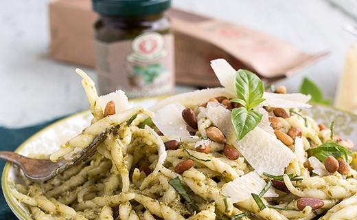 Pesto de albahaca - Rustichella d'Abruzzo