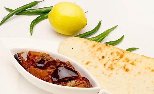 Pickle de Lima picante - Anila's