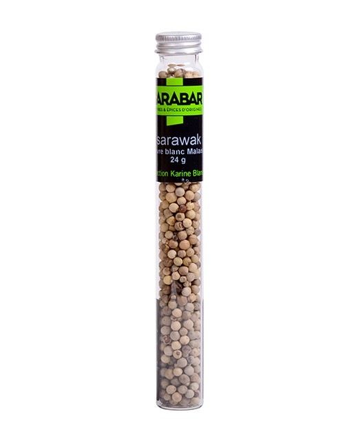Pimienta blanca Sarawak - Sarabar
