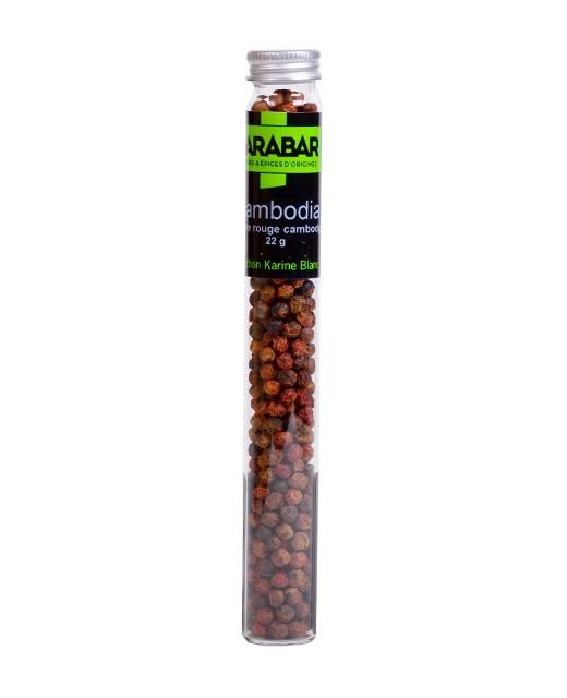 Pimienta roja de Camboya - Sarabar