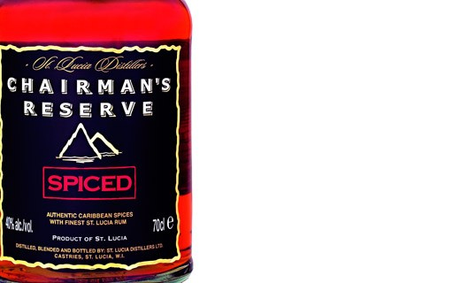 Ron Chairman's Reserve Spiced - Saint Lucia Distillers