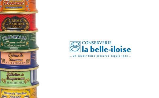 Rillettes de caballa con lima - La Belle-Iloise