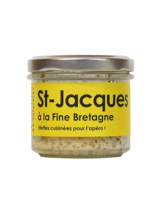 Veneras con Fine de Bretagne - L'Atelier du Cuisinier