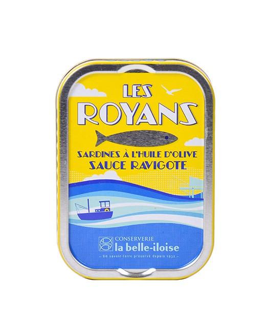 Sardinas Royans en salsa verde - La Belle-Iloise