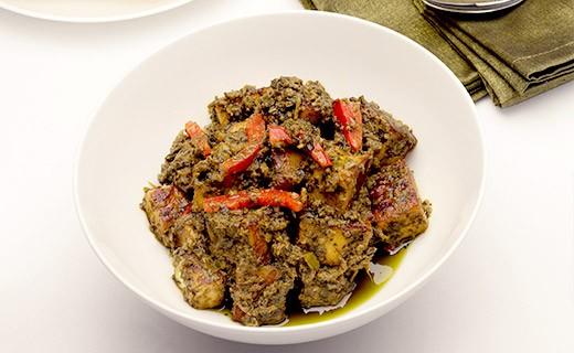 Salsa Curry Verde de Goa - Anila's