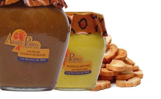 Set pour soupe de poisson Azais Polito - Azaïs-Polito