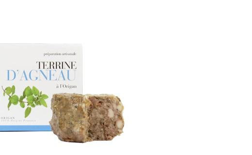 Terrina de Cordero al Orégano - Provence Tradition