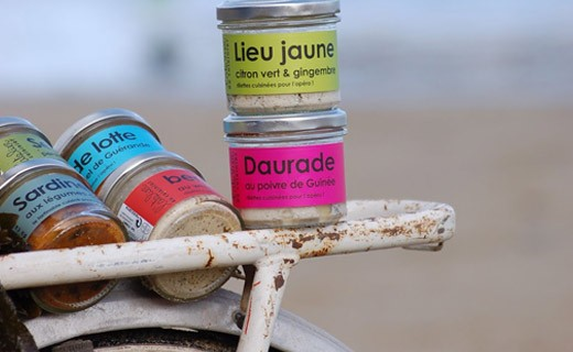 Orejas de mar, manteca semi-salada, ajo y perejil - L'Atelier du Cuisinier