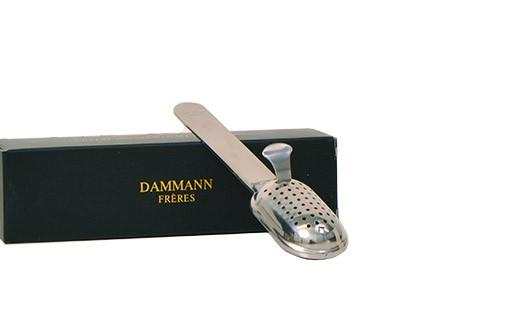 Cuchara para infusiones de acero inoxidable - Dammann Frères