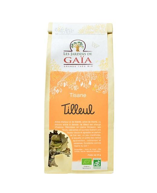 Tisana Tilo - Les Jardins de Gaïa