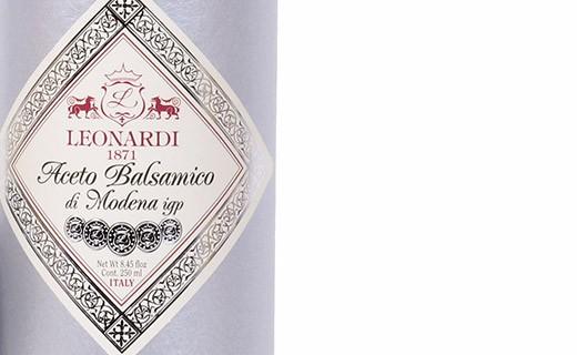 Vinagre Balsámico de Módena - 10 años - 5 medallas - Leonardi