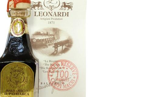 Vinagre Balsámico de Módena - 100 años - Gran Riserva di Famiglia Leonardi - Leonardi