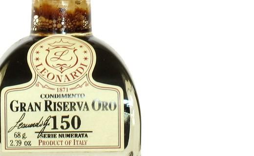 Vinagre Balsámico de Módena - 150 años - Leonardi