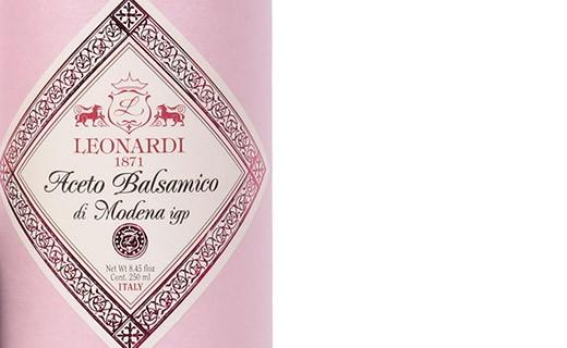 Vinagre Balsámico de Módena - 2 años - 1 medalla - Leonardi