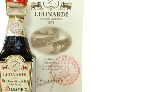 Vinagre Balsámico de Módena - 50 años - Gran Riserva di Famiglia Leonardi - Leonardi
