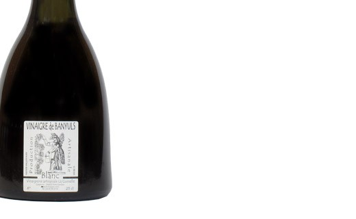 Vinagre de Banyuls blanco - La Guinelle