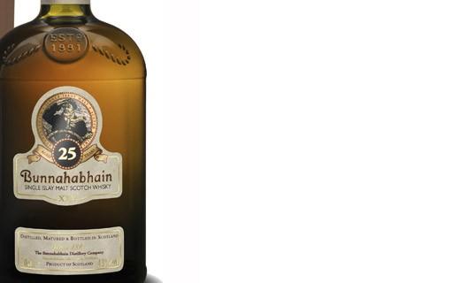 Whisky Bunnahabhain 25 años - Bunnahabhain
